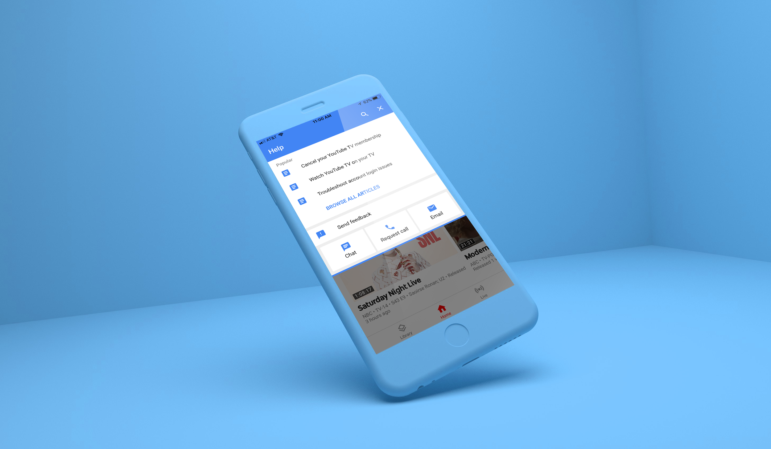 Google / YouTube – Yaakov Lyubetsky Design